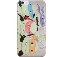 TMNT Phone Case iPhone Case/Skin