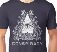 Conspiracy - All Seeing Eye Unisex T-Shirt