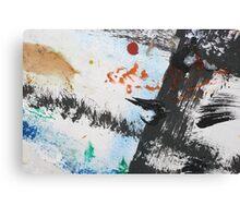 acrylic 1 Canvas Print
