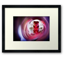 Gummy Bear Photography - What is Photography Framed Print