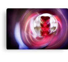 Gummy Bear Photography - What is Photography Canvas Print