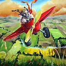 Crash Landing by Conni Togel