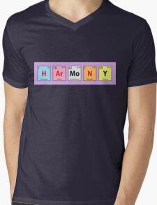 Elements of Harmony Mens V-Neck T-Shirt