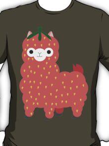 Strawberry Alpaca T-Shirt