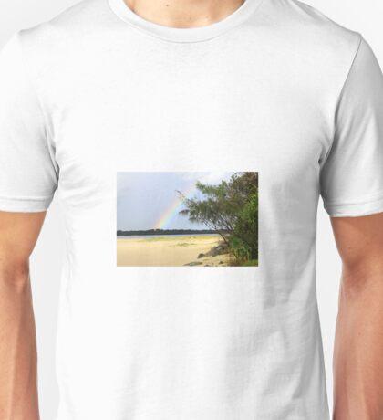 Rainbow Beauty Unisex T-Shirt