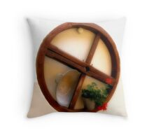 Rustic Touch Throw Pillow
