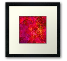 What the Heart Wants Framed Print