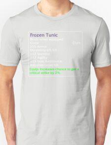 Frozen Tunic T-Shirt