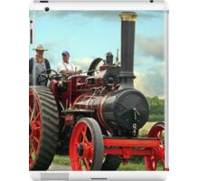 The Good Old Days iPad Case/Skin