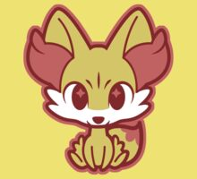 Chibi Fennekin Kids Clothes