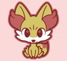 Chibi Fennekin One Piece - Long Sleeve