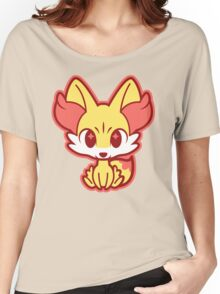 Chibi Fennekin Women's Relaxed Fit T-Shirt