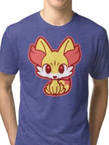 Chibi Fennekin Tri-blend T-Shirt
