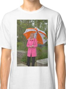 Carol Kirkwood BBC weather girl Classic T-Shirt