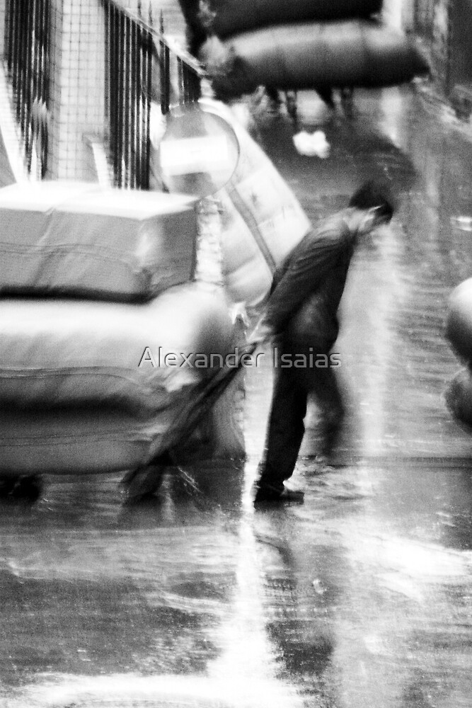 """Ikiru"" by Alexander Isaias"