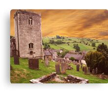 The Resting Place Canvas Print