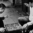 Xiangqi Battle - Hanoi, Vietnam by Alex Zuccarelli