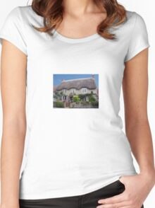 That's the House Women's Fitted Scoop T-Shirt