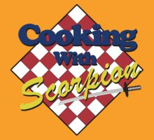 Cooking with Scorpion by McPod