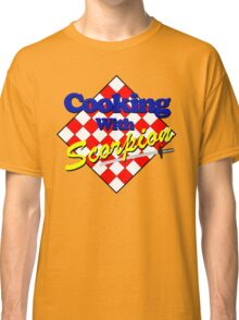 Cooking with Scorpion Classic T-Shirt