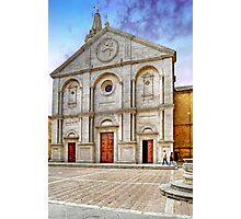The Cathedral of Santa Maria Assunta Photographic Print