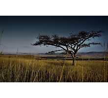 All quiet at Rorke's Drift Photographic Print