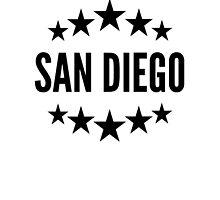 San Diego by GiftIdea