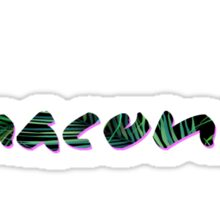 The Pinkprint: Anaconda [Music Video] Sticker