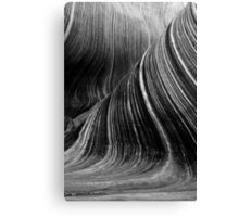 The Wave 3 Canvas Print