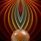 Art Deco Metal Sunshine (631 Views) by plunder