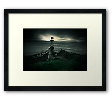 Harbour Framed Print