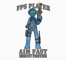 GAMER - FPS GENRE Unisex T-Shirt