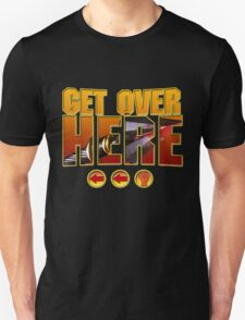 Scorpion Get Over Here T-Shirt
