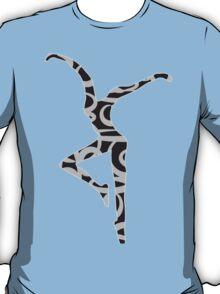 Dave Matthews- Black and Gray Fire Dancer T-Shirt