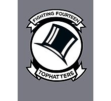 Tophatters - VF-14 Photographic Print