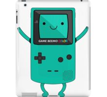 Game Beemo Color iPad Case/Skin