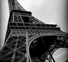 Eiffel Tower by Caroline Fournier