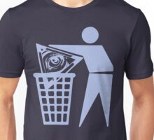Delete The Elite - No World Order Unisex T-Shirt