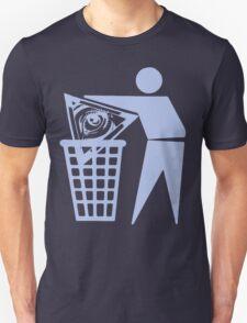 Delete The Elite - No World Order T-Shirt