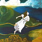 Leap of Grace by Rhinovangogh