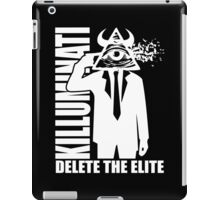 Delete The Elite iPad Case/Skin