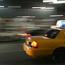 RUSH NEW YORK CITY by elatan
