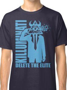 Delete The Elite Classic T-Shirt