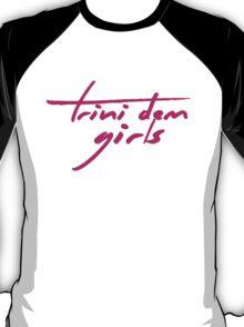 The Pinkprint: Trini Dem Girls [Song Titile] T-Shirt