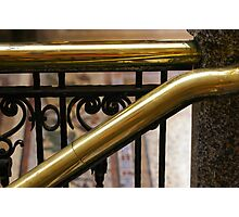 Bold As Brass Photographic Print