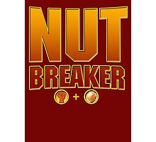 Johnny Cage Nutbreaker Photographic Print