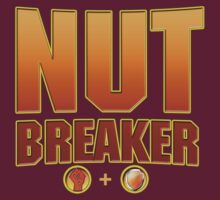 Johnny Cage Nutbreaker by McPod