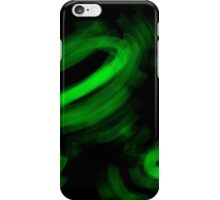 Green Glow iPhone Case/Skin