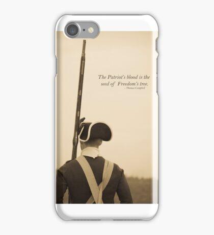 Memorial Day iPhone Case/Skin