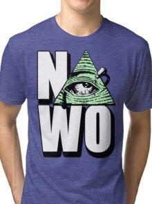 Anti NWO Tri-blend T-Shirt